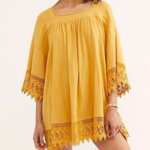 new list* NWT |free people| oversized tunic